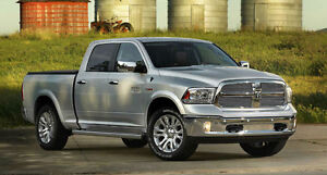 "2017 NEW DODGE RAM LARAMIE 1500 - 20"" FACTORY TIRES AND WHEELS"