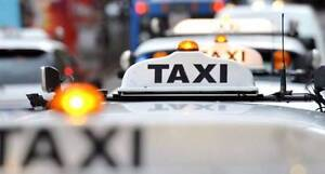 TAXI PLATE WANTED Alexandria Inner Sydney Preview