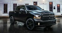 """2015 DODGE RAM FACTORY BLACK 20"""" WHEELS AND TIRES!"""