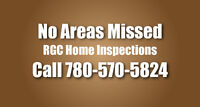 Certified Master Home Inspector - RGC Home Inspections