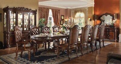 Acme Furniture Vendome Cherry 11 Piece Dining Table Set ()