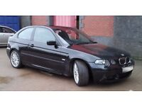 BMW COMPACT FOR SWAP SWAPS ASTRA OR SIMILAR