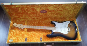 Collector's Condition 2004 Fender Strat Deluxe 50th Anniversary