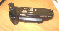 canon battery pack for rebel 2000 like new never used