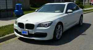 750 Xi 2011. M Package. White With Beige Interior