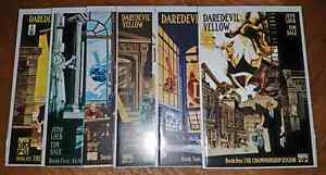 Comic book sets for sale. Marvel and DC.