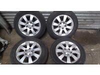 Vauxhall Astra alloy wheels 5x110