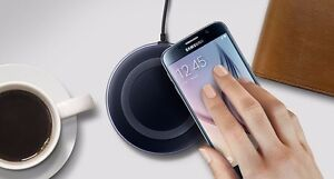 Wireless Charger For Chargeur SAMSUNG GALAXY S6 S6 Edge S7 S7 Ed