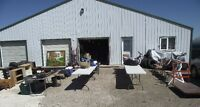 Giant Acreage Yard Sale! Great Prices!