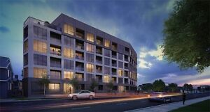 Midtown lofts condos at 690 King street west