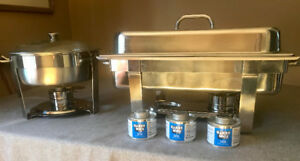 Beautiful Chafing Dishes
