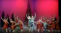 'HOLIDAY DANCE' featuring Nutcracker favourites