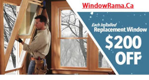 Call   519-900-5624  To Get Your New Windows And Doors!