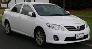 t Toyota Corolla 2009 2010 2011 2012 2013 Parts S Pièces