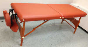 Massage Therapy Table & Exercise Equipment