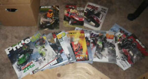 "Arctic Cat ""Pride"" magazine lot of 20 ,"