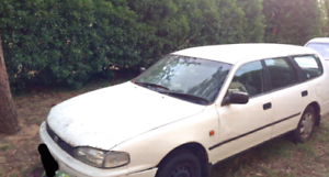 Toyota Camry - negotiable - needs work/parts