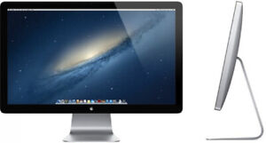 "Apple 27"" Thunderbolt Display HD LED LCD  Seulement 449$"