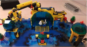 Lego City, Pirates et Medieval Vintage Rare