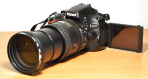 Nikon D5100 + Lenses + Bag. Buy as an entire system, or in