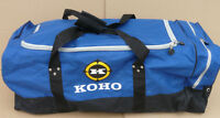 KOHO LARGE DUFFEL FOR TRAVEL OR SPORT ETC - AS NEW -