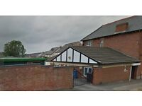 1 Bedroom Self Contained Annex for Rent – Darnall Road, S9 - BILLS INCLUDED, FULLY FURNISHED