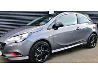 1.0 turbo 2015 Limited Edition Vauxhall Corsa