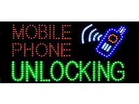UNLOCKING SERVICE FOR IPHONE 7 + IPHONE 7 PLUS ANY NETWORK