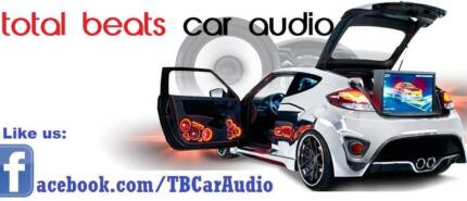CAR AUDIO INSTALLS - CD PLAYERS - AMPLIFIERS - SUBS - ONSITE