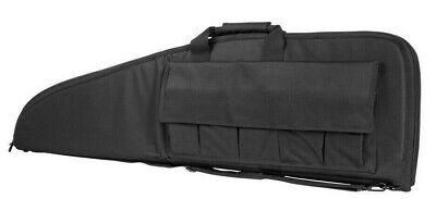 VISM Scoped Rifle Case 42 Tactical Rifle Range Bag Shooting Hunting BLACK  - $55.92
