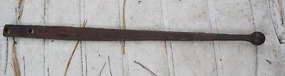 John Deere No.3 Hay Rake Adjustment Arm Lever - 25 Long