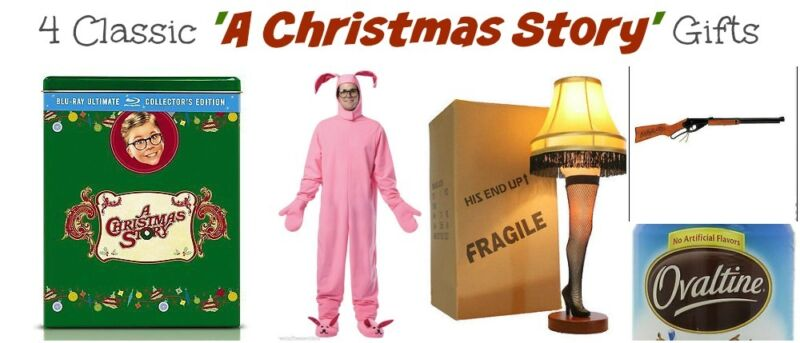 4 Classic 'A Christmas Story' Gifts