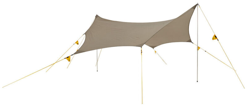 Wechsel Wing Travel Line Tarp Shelter - Oak