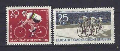 DDR BRIEFMARKEN 1960 MI NR 779 780 POSTFRISCH