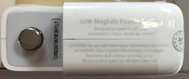 MagSafe 1 & 2, 60W AC Power Adapter for Apple Macbook/ Pro 16.5V 3.65A – Brand New