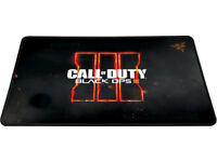 """GAMING MOUSE MAT-RAZER GOLIATHUS SPEED """"CALL OF DUTYBLACK OPS III""""NEW"""