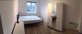 F| Beautiful spacious 2bed flat with ensuit room