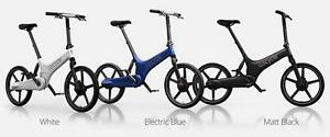GOCYCLE ELECTRIC FOLDING BICYCLE