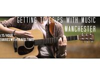 Beginner Guitar Lessons! Manchester City Centre