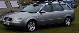 Audi A6 tdi se estate (bose option)