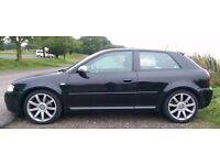Audi S3 8L 2002, 108000 Miles, BAM engine 225bhp