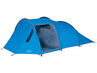 LIKE NEW 4 Man Tent - Vango Metis 400