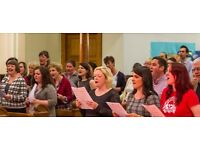 ** Bath Community Choir - new members welcome - no auditions! **
