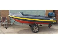 Flatacraft Force 3 Rib / Boat