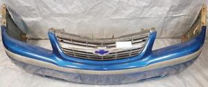 FRONT BUMPER COVER & GRILL with Impact Absorber Foam Energy Isolator Bar for 2000 to 2005 CHEVY - CHEVROLET IMPALA  $160