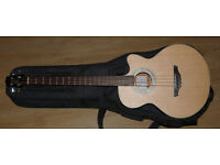 Takamine G-Series Acoustic Bass EG512C