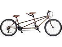 """Viking Tandem 19"""" & 17"""" Frame Dual Bike"""