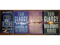 Tom Clancy Books