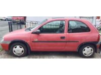 Breaking Vauxhall corsa 1.2 all parts available