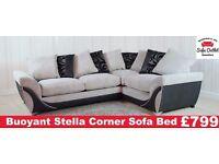 Buoyant Stella corner sofa bed £799